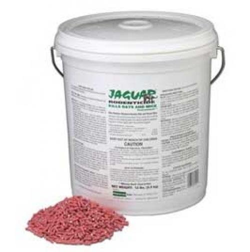 Jaguar Rodenticide by Motomco 12 lbs. Best Price