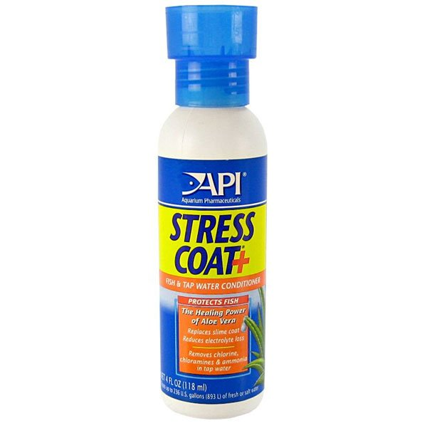 Stress Coat For Aquariums / Size 4 Oz.