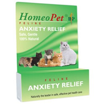 Homeopet Anxiety Relief Feline Remedy - 15 ml. Best Price