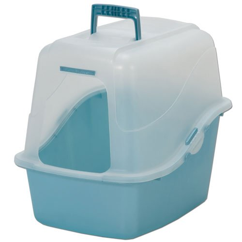 Hooded Cat Litter Pan - Large Best Price