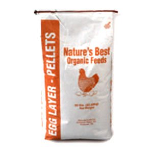 Organic Egg Layer Mash 50 lbs Best Price