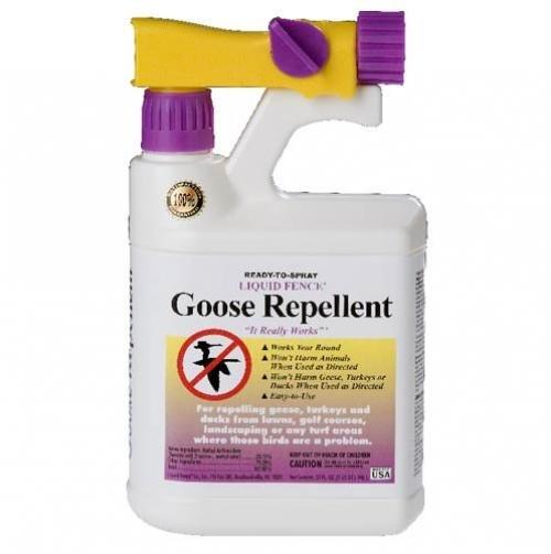 Liquid Fence Goose Repellent Concentrate / Size (Quart w/Hose End) Best Price