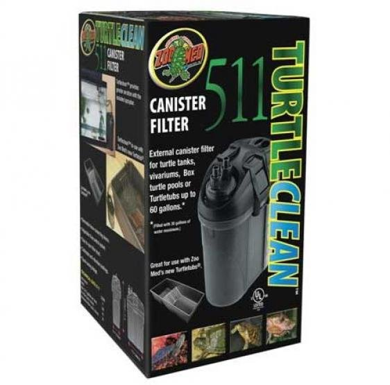 Turtle Clean Canister Filter