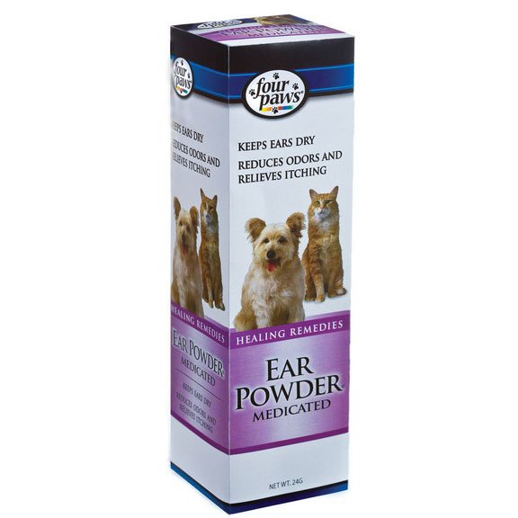 Four Paws Medicated Ear Powder 24 g. Best Price