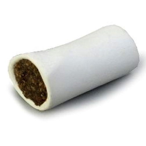 Stuffed Shin Dog Bone - Cheese Flavor / Size (Small) Best Price