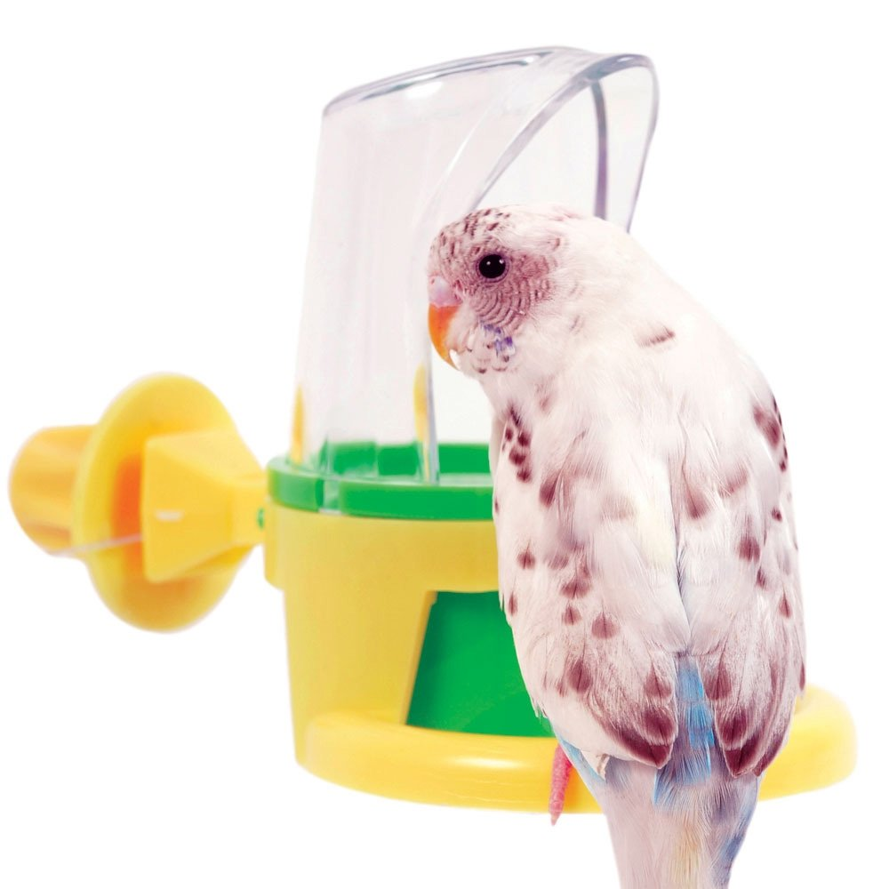 Clean Cup Food And Water Cup For Birds / Size Small