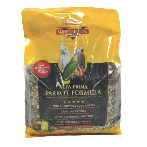 Vita Prima Parrot - 4 lbs Best Price