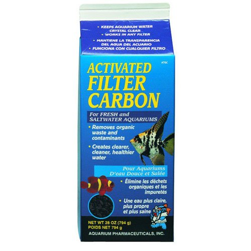 Activated Filter Carbon 22oz.