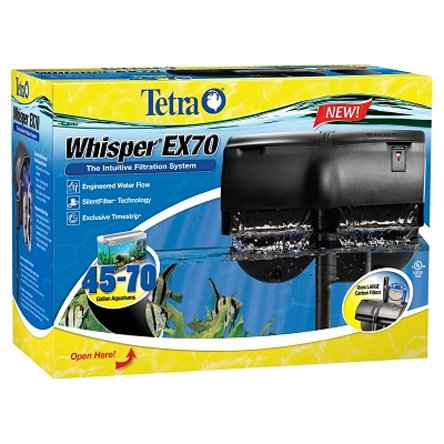 Whisper EX Filtration Systems / Size (EX70) Best Price