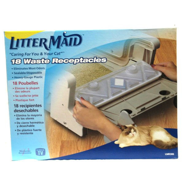 Littermaid Disposable Receptacles - 18 pack Best Price