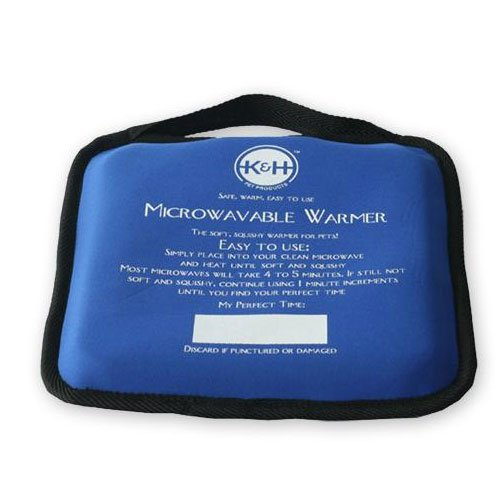 Microwavable Pet Bed Warmer 9x9