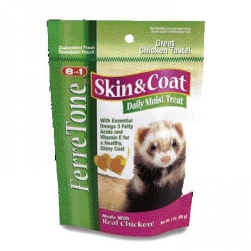 Ferretone Skin Coat Supplement Treat 3oz
