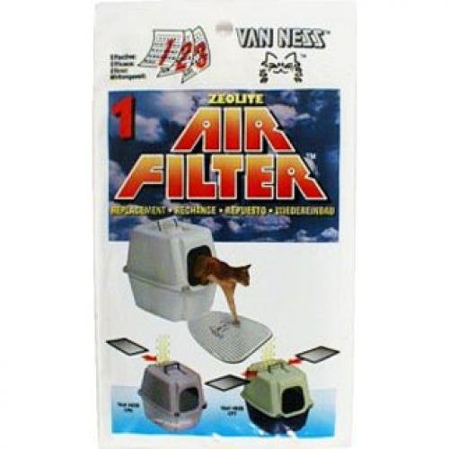 Zealot Litter Pan Air Filter - Van Ness Best Price