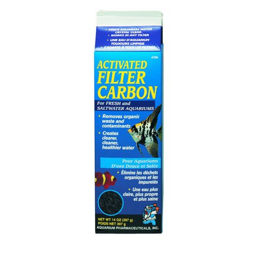 Activated Filter Carbon 7 Oz