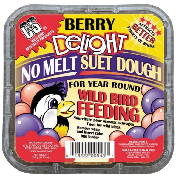 Berry Delight Suet Dough - 11.75 oz. Best Price