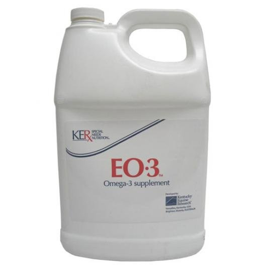 Eo 3 Omega-3 Fatty Acid Equine Supplement 1 gal. Best Price