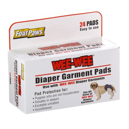 Wee-Wee Diaper Garment Pads Best Price