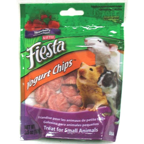 Fiesta Yogurt Chips Small Pet 3.5 oz. Best Price