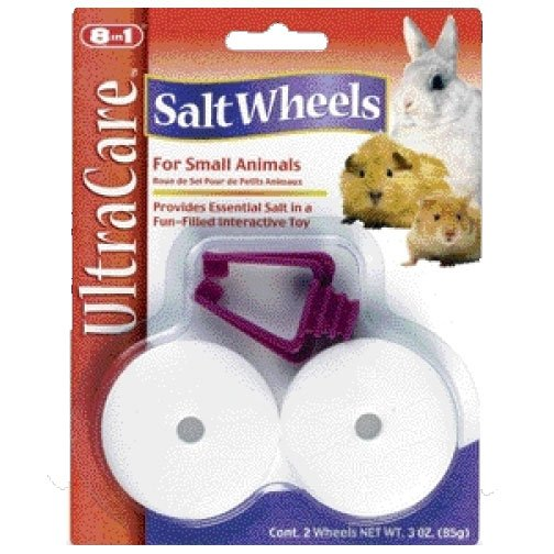 Salt Wheels - for Small Animals 2 pack / 3 oz. Best Price