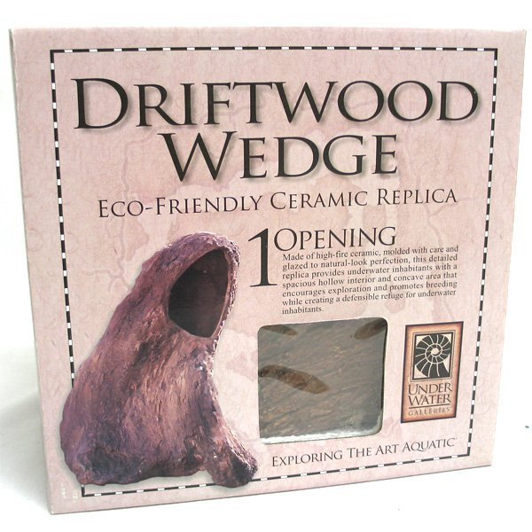 Driftwood Wedge Aquarium Ornament Best Price