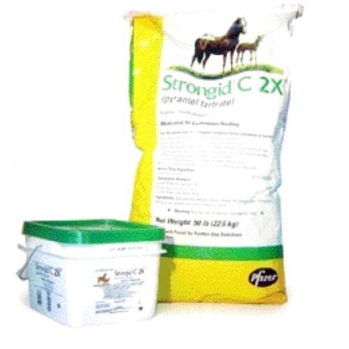 Strongid C2X - 10 lb. pail Best Price