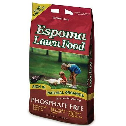 Espoma Lawn Food 18-0-3 - 40 lbs Best Price