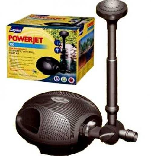 Powerjet Fountain Pump Kit / Pump Size Powerjet 1300