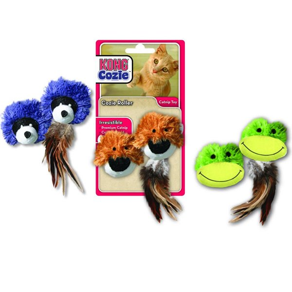 Cat Cozie Roller Catnip Toy Best Price