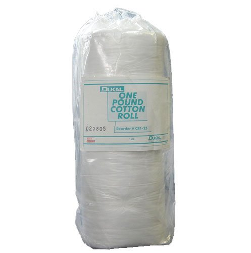 Cotton Roll for Wounds - 1 lb. Best Price