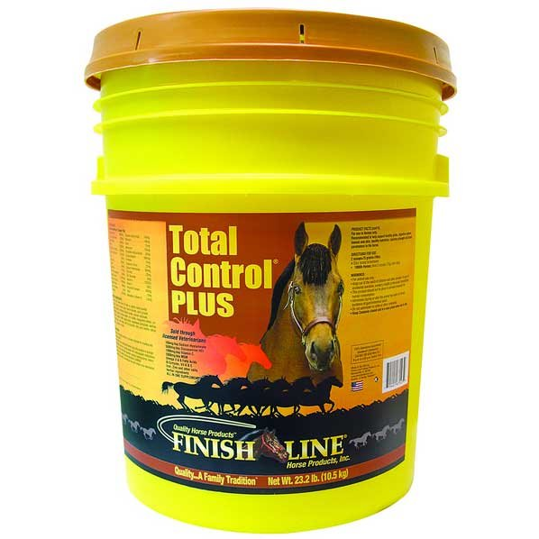 Finish Line Total Control Plus Equine Supplement / Size (23.2 lbs.) Best Price