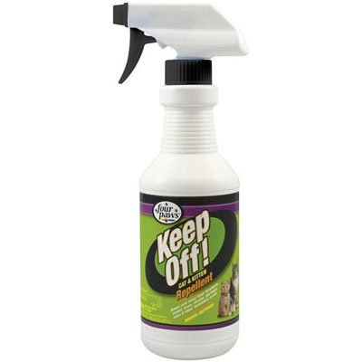 Keep Off Repellent Pump Spray - Cat and Kitten Repellent - 16 oz. Best Price