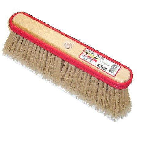 Complete Household Broom - 14 in.