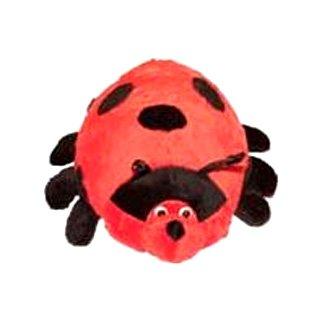 Pond Hoppers Plush Ladybug Dog Toy - 14 in.