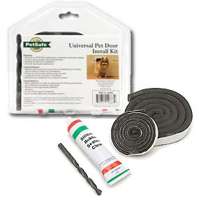 Universal Pet Door Installation Kit Best Price