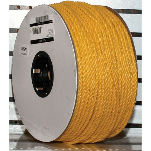 Yellow Poly Twine 600 ft. Best Price