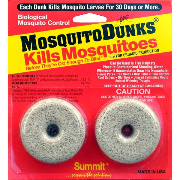 Mosquito Dunks / Size (2 pack) Best Price