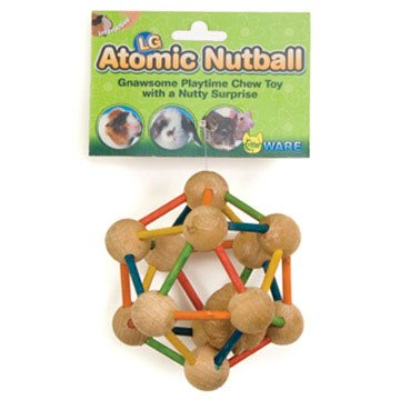 Atomic Nut Ball for Small Pets Best Price