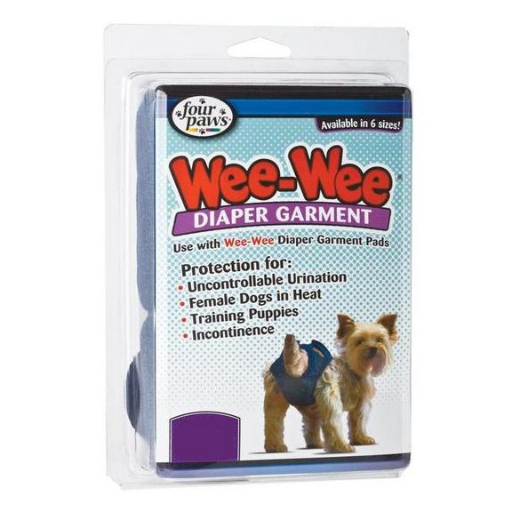 Wee Wee Dog Diaper Garment - XXSmall Best Price