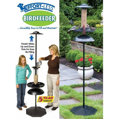 The Effort-less Birdfeeder - 20 X 80 in. Best Price