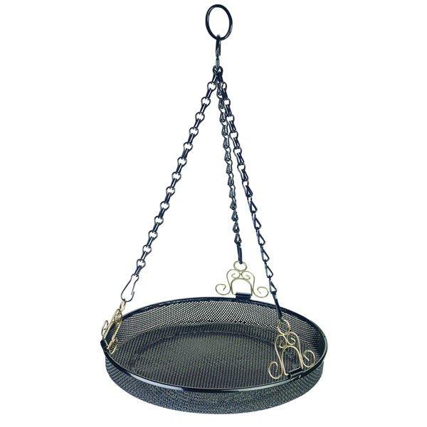 Hanging Feeder Tray Wild Bird Feeder - 10 in. Best Price
