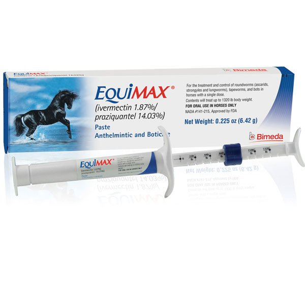 Equimax Paste Dewormer Best Price
