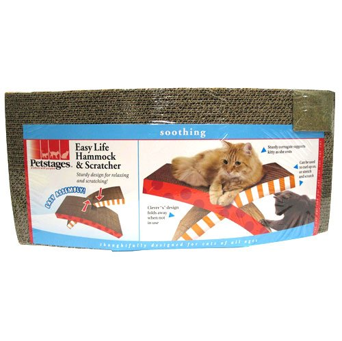 Easy Life Cat Hammock and Scratcher Best Price