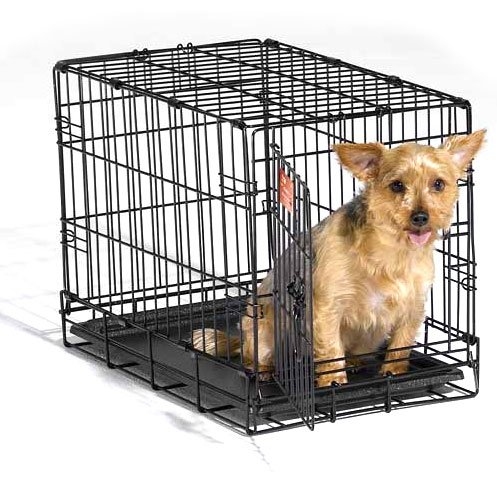 Icrate Pet Home Single Door / Size 24 In.