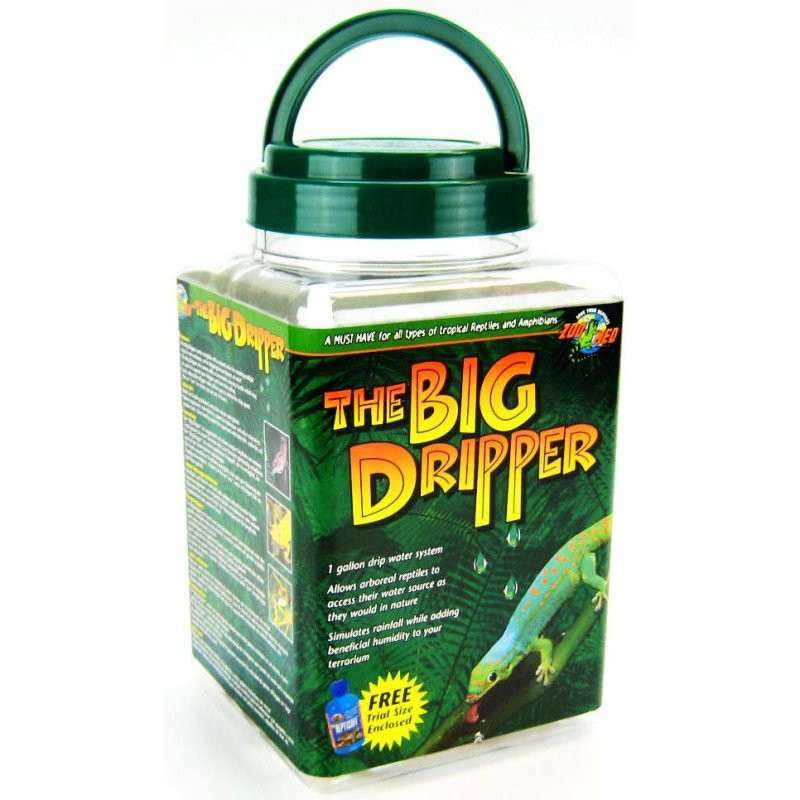 Big Dripper for Reptiles - 1 gallon Best Price