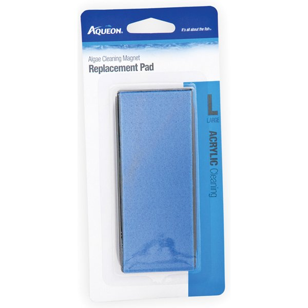 Algae Cleaner Acrylic Replacement Pad - Large Best Price