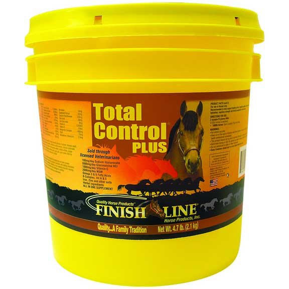 Finish Line Total Control Plus Equine Supplement / Size (4.7 lbs.) Best Price