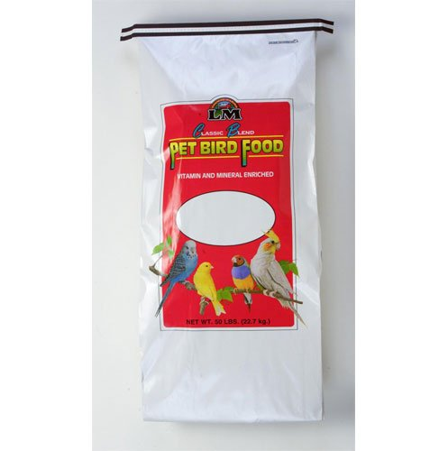 Classic Parakeet Food 50 lbs Best Price