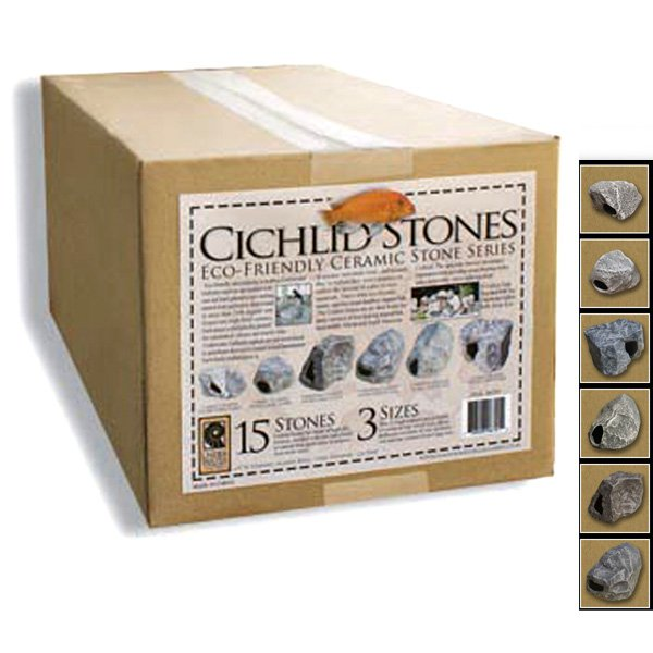 Cichlid Stone Bulk - 15 pack Best Price