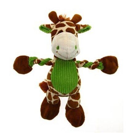 Pulleez Dog Toy / Type (Giraffe) Best Price