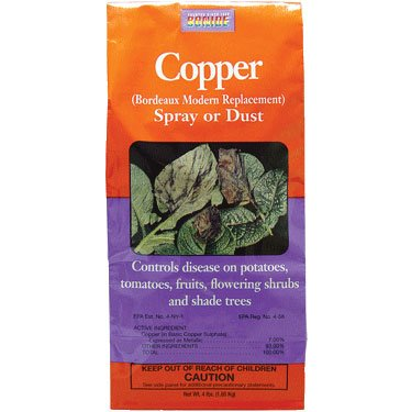 Copper Dust or Spray Fungicide 4 lbs Best Price